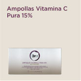 Be+ Ampollas Vitamina C Pura 15%