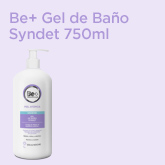 Be+ Gel de Baño Syndet 750ml